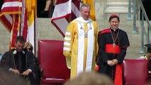 Caught on camera a rare footage - humble reaction of Cardinal Luis Antonio Tagle