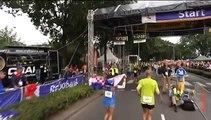 Oud-militair uit Nieuwe Pekela wordt tweede bij Run - RTV Noord