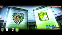 Jaguares Chiapas vs Leon 6-2 GOLES & RESUMEN 12-09-2015
