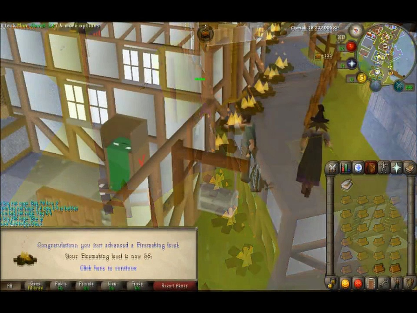 (OSRS) Road To Max 13 Defence Pure Week 6+7