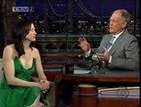Renee Zellweger on Letterman-BJD2-part1