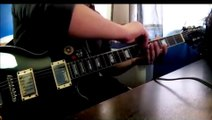 muse - hysteria guitar cover (guitar rig preset)