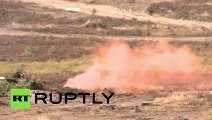 Union Shield-2015- Russian-Belarusian military drills commence in western Russia