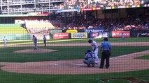 Walk-off homer by Josh Hamilton in 13th inning May 26, 2012 - Rangers v. Blue Jays