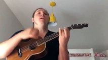 Catapult (Counting Crows) ukulele cover
