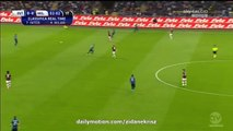 Luiz Adriano Fantastic Chance | Inter Milan v. AC Milan 13.09.2015 HD