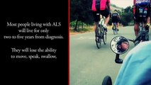 """Napa Valley Ride to Defeat ALS - """"Matt Chaney is living with ALS"""" (:60)"""