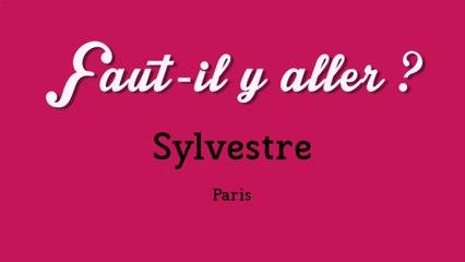 """Faut-il y aller ?"" - Sylvestre"
