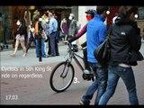 Dublin Cyclists South King Street