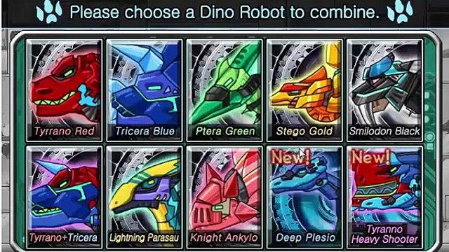 GAME NGƯỜI MÁY SIÊU NHÂN; Dino Robot Dino Corps