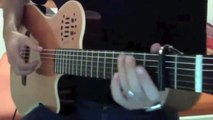 No Women No Cry   ACOUSTIC GUITAR SOLO   Composed by Bob Marley