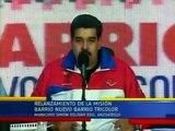 Cadena de Nicolás Maduro anunciando acciones contra Tiendas DAKA