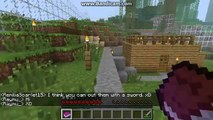 Minecraft Wither Mask Lets Play W/Friends! Episode-2 Breaking glass