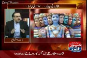 Dr Shahid Masod Sindh Hukumat hindus Ke Bhagwano Se MIla DIa.