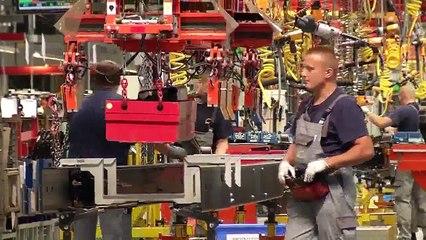 MAN Trucks Assembly Line