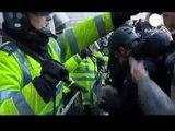 Londra, tensione per proteste studenti   euronews, mondo