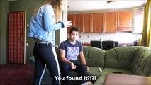 Fake Cocaine Prank On Girlfriend (Drug Prank) Boyfriend Gets Attacked