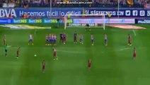 هدف نيمار ضد اتلتيكو مدريد - برشلونة 1-1 اتلتيكو مدريد - 12-9-2015