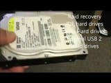 hard drive data recovery raid server and data recovery