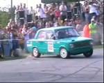 Lada vfts rally in hungary