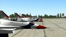 Virtual Festival of Aerobatic Teams 2008 Promo