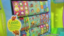 BUBBLE GUPPIES Nickelodeon Bubble Guppies Toys + Bubble Guppies Band Aid Activity Toy Parody Video