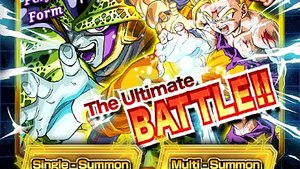 DBZ Dokkan Battle-1 Single Summon