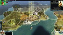 Sid Meiers Civilization V - PC Gameplay 2015 - Razer Game Booster - Max Settings 60 FPS HD
