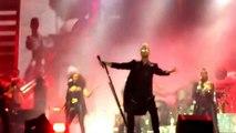 """Opening Robbie Williams """"Let me entertain you"""" op Pinkpop"""