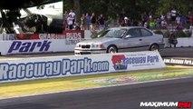 Mike Radowski - Maximum PSI Turbo BMW E36 M3 | 1000whp Street car runs 8's | ERacer