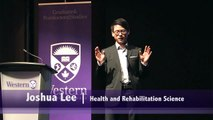 Three minute thesis - Joshua Lee (2nd Place)