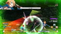 SWORD ART ONLINE Re: Hollow Fragment (PS4) - Hollow Mission [Love Bugs] & Quest [Love Is Light]