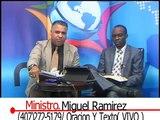 Pastor Peter Reyes y Hno. Miguel Ramirez. Tema:El tiempo de Dios. San Juan 11:32.