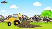 JCB - JCB for children - JCB and Garbage trucks Videos for children