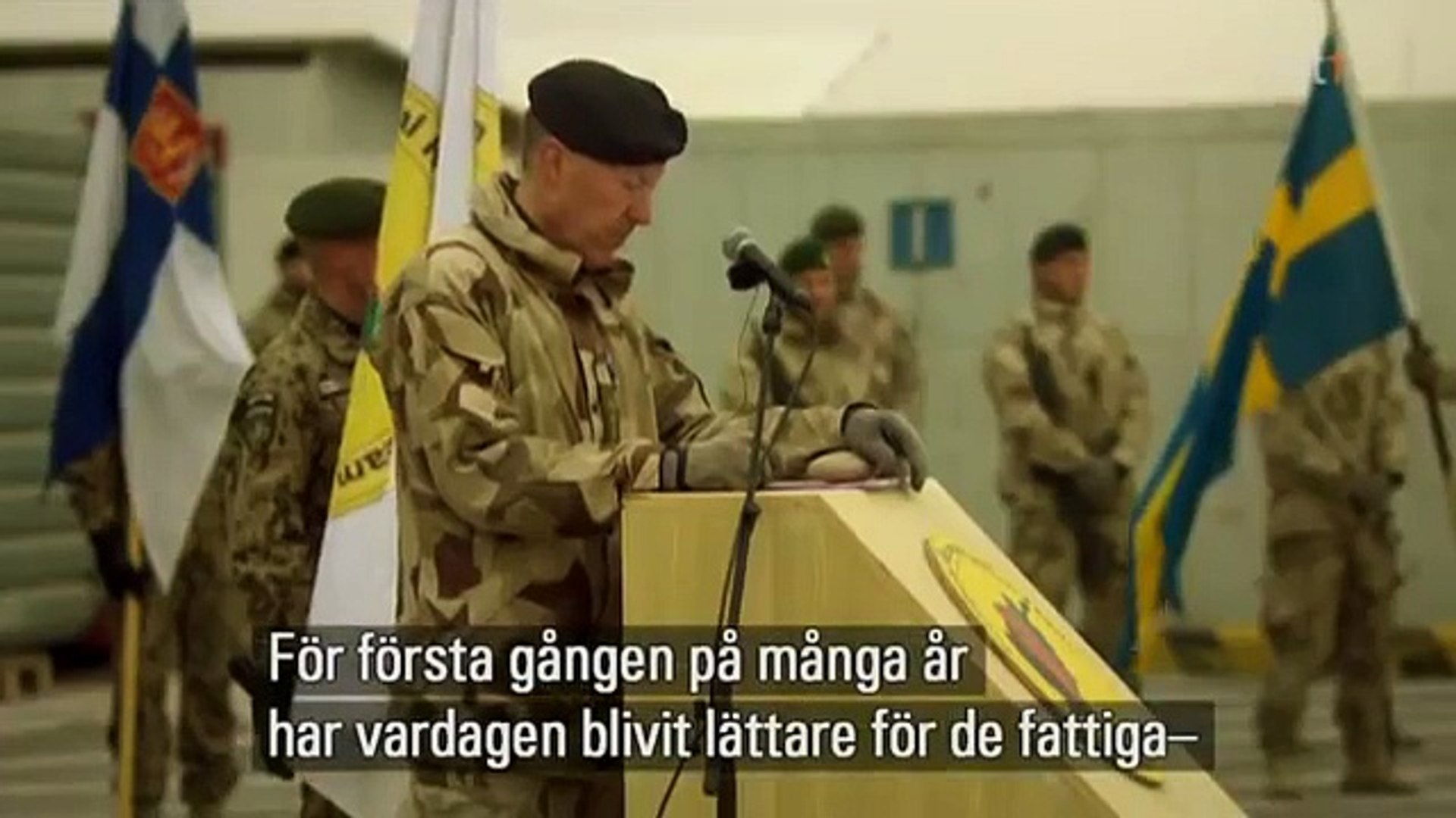 War for Peace 6/6 (Krig för Fred) Swedish Afghanistan Documentary [Eng Sub]