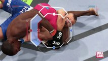 MMAGAME Ea Sports UFC Ground Game How to / Tips and tricks Online Gameplay Commentary