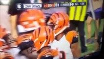 Bengals Crow Raiders get beat 33 13 Week 1 Derek Carr Leaves game in 2nd quarter