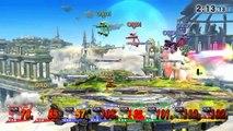 games versus games ~ part 5 ~ R.O.B. ~ super smash bros wii u