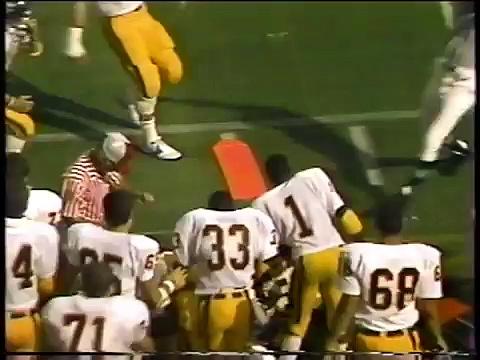 1983 WVU Football Highlights