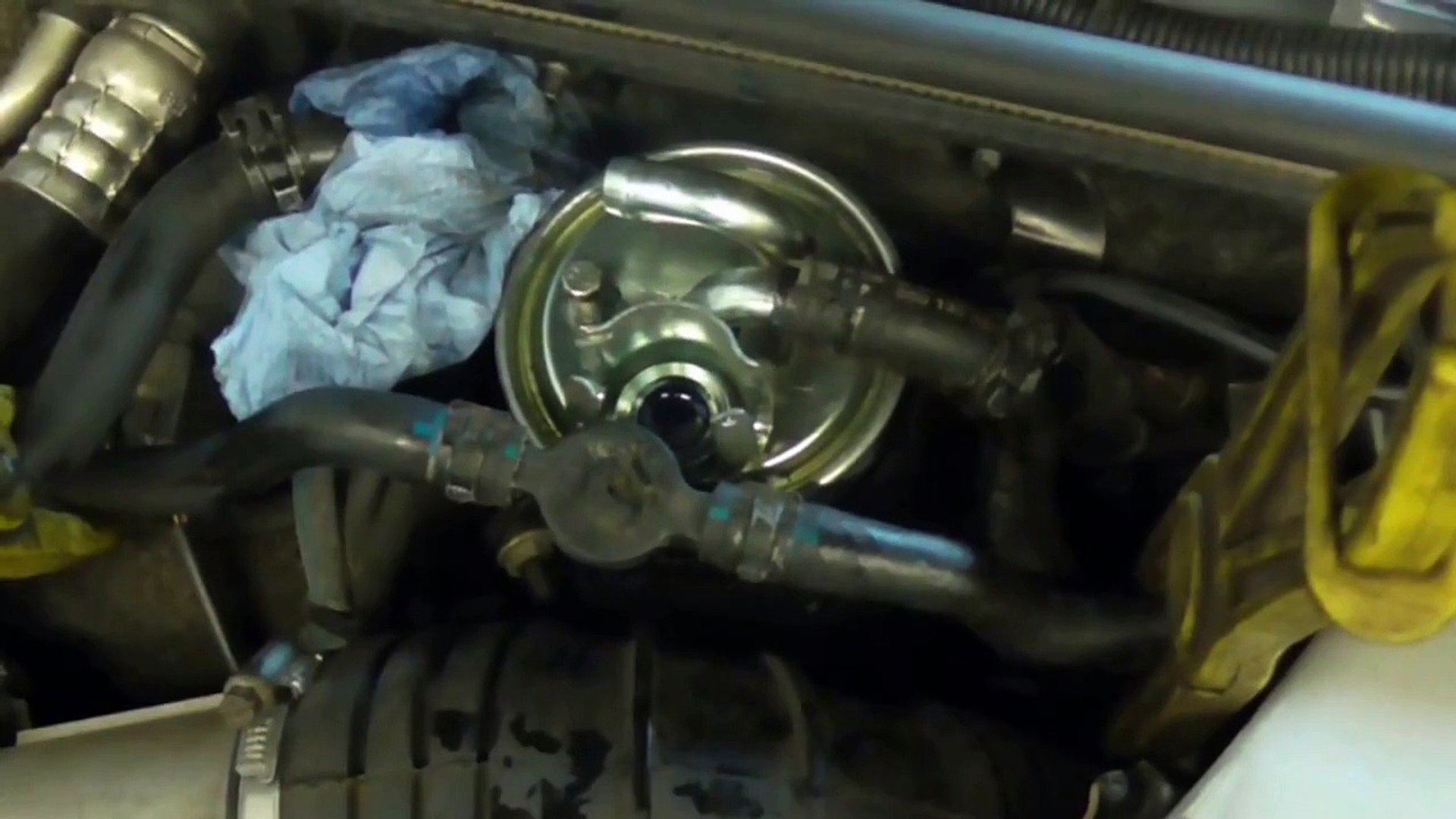 Audi A4 Kraftstofffilter Wechseln   Audi A4 Fuel Filter to change - video  Dailymotion   Audi Fuel Filter Location      Dailymotion