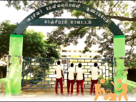 Indian schools , Chinese schools comparison