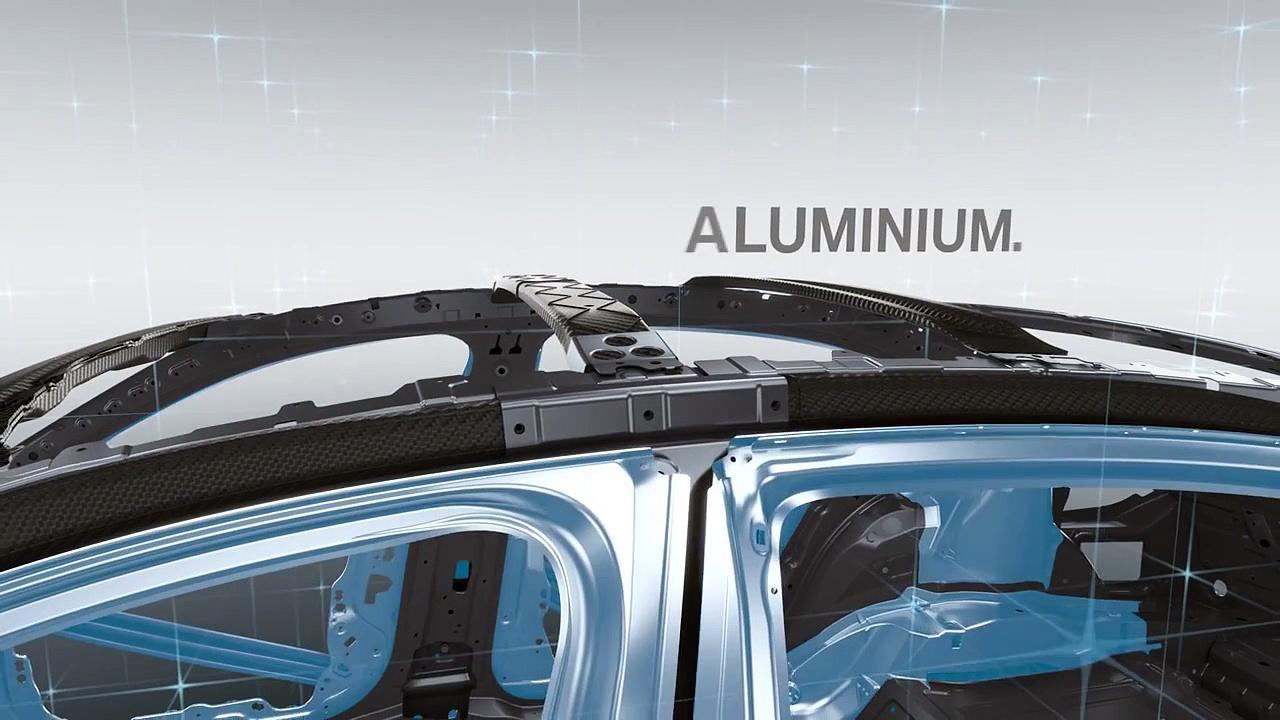 BMW Lightweight CFRP – BMW 7 Series PreDrive Miramas – BMW Group
