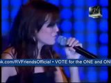 CRY - Regine Velasquez & Mandy Moore (2002 MTV Asia Music Awards)