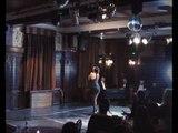Elisa dancing Belly-Tango fusion at Cafe Casablanca (20th Jan 2013)