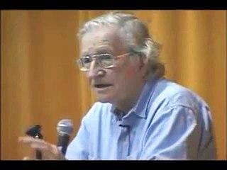 Noam Chomsky - Reagan and Friedman Economics - Q&A (3/4)