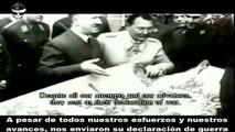 Discurso de Adolf Hitler ( Los Aliados declaran la guerra a Alemania)