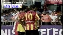 Finale Coupe de Tunisie 2008 Etoile Sportive du Sahel 1-2 Espérance Sportive de Tunis - Les Buts 06-07-2008 [AL KASS TV]
