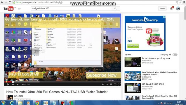 How to install Xbox 360 games for free non Jtag