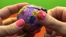 Peppa Pig MLP Fixiki Chupa Chups bolas sorpresa juguetes Chupa Chups boules surprises joue