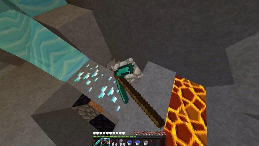 Minecraft - Pro vs Noob